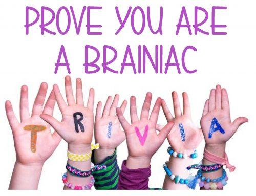 """BIARI Presents: The 2nd """"Prove You Are A Brainiac"""" Virtual Trivia Tournament"""